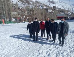 کابلراههای پیستهای اسکی بدون مجوز بهرهبرداری، اجازه فعالیت ندارند